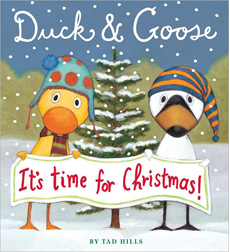 Duck & Goose: It's Time for Christmas!