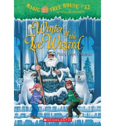 Magic Tree House: #32 Winter of the Ice Wizard