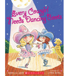 Cowgirl Nellie Sue: Every Cowgirl Needs Dancing Boots