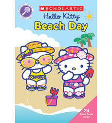 Hello Kitty Picture Clue Reader: Beach Day