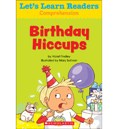 Let's Learn Readers: Birthday Hiccups