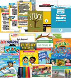 Comprehensive Summer Reading Solution Grade 1 (10 Books)