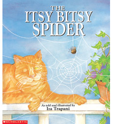 The Itsy Bitsy Spider - Big Book & Teaching Guide