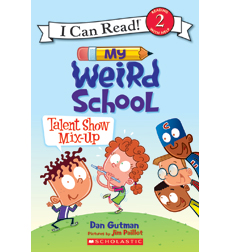 I Can Read! Level 2 - My Weird School: Talent Show Mix-Up