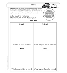 ABCDrive - Activity Sheet