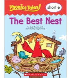 Phonics Tales!: The Best Nest
