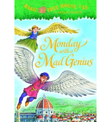 Magic Tree House: #38 Monday With a Mad Genius