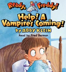 Ready, Freddy!: Help! A Vampire's Coming!