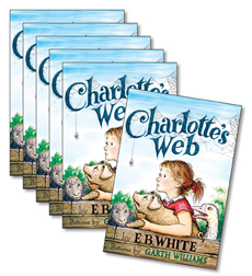 Guided Reading Set: Level R - Charlotte's Web