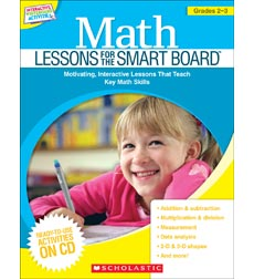 Math Lessons for the SMART Board™: Grades 2–3
