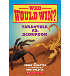 Who Would Win?: Tarantula vs. Scorpion