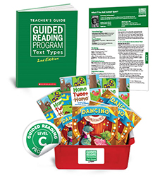 Guided Reading Text Types: Level C