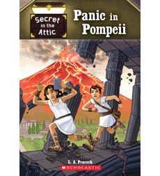 Secret in the Attic: Panic in Pompeii