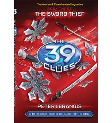 The 39 Clues: The Sword Thief