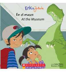 Eric & Julieta: At the Museum / En el museo
