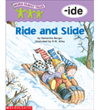 Word Family Tales: Ride and Slide (-ide)