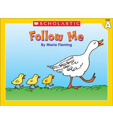 Little Leveled Readers: Follow Me (Level A)