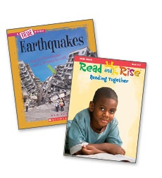 Read & Rise Reading Together Take-Home Pack Ages 8-9 - Pack A