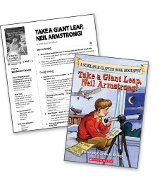 Take a Giant Leap, Neil Armstrong! - Literacy Fun Pack Express
