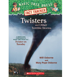 Magic Tree House Fact Tracker: Twisters and other Terrible Storms