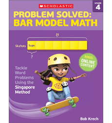 Problem Solved: Bar Model Math Grade 4