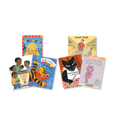 Guided Reading Level Pack Complete—E