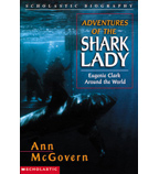 Adventures of the Shark Lady