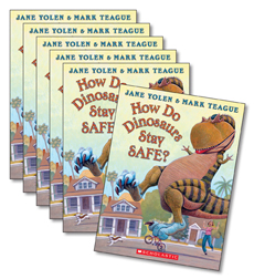 Guided Reading Set: Level J - How Do Dinosaurs Stay Safe?