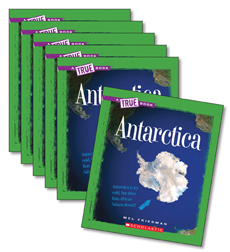 Guided Reading Set: Level P – Antarctica