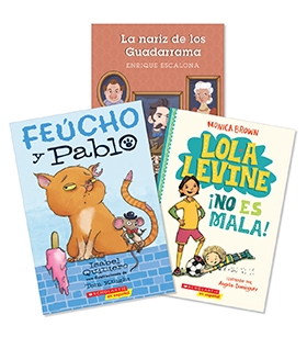 Spanish Chapter Books Grades 3 5 By