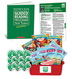 Guided Reading Text Types: Grade 1 Levels, A–I