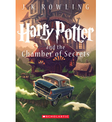 Harry Potter and the Chamber of Secrets 9780545582926