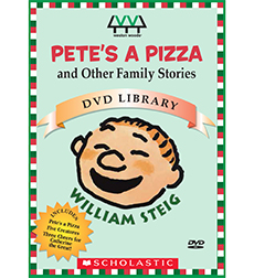 Pete's a Pizza and other Family Stories