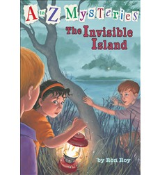 A to Z Mysteries: The Invisible Island