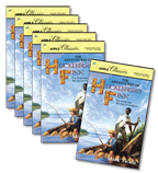 Guided Reading Set: Level Z – The Adventures of Huckleberry Finn
