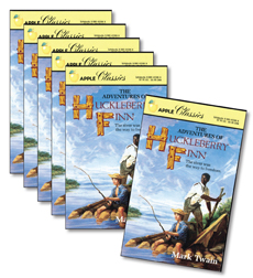 Guided Reading Set: Level Z - The Adventures of Huckleberry Finn