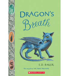 Frog Princess: Dragon's Breath