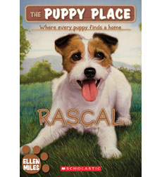 The Puppy Place: Rascal