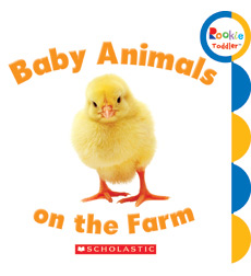 Rookie Toddler: Baby Animals on the Farm