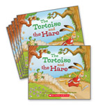 Guided Reading Set: Level J – The Tortoise and the Hare