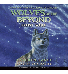 Wolves of the Beyond 4: Frost Wolf (Library Edition)