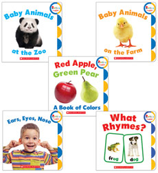Rookie Toddler Ages 1-4