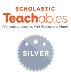Scholastic Printables Annual Subscription