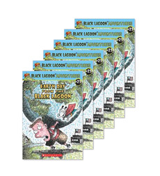 Guided Reading Set: Level O - Earth Day from the Black Lagoon