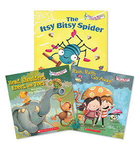 Sing and Read Collection Grades PreK-1