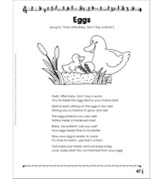 Eggs: Thematic Song