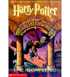 Harry Potter and the Sorcerer's Stone 9780590353427