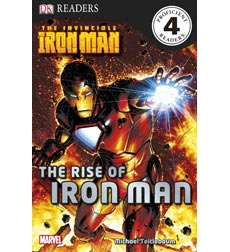 Marvel Readers: The Rise of Iron Man