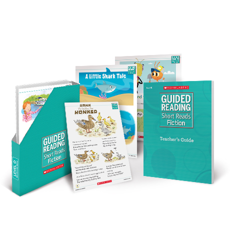 Guided Reading Short Reads Fiction Level F