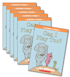 Guided Reading Set: Level H - Can I Play Too?